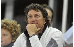 Edmonton Oilers' owner Daryl Katz