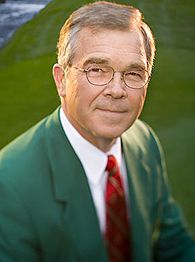 Billy Payne, Chairman of Augusta National Golf Club