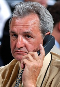 Flames' GM Darryl Sutter