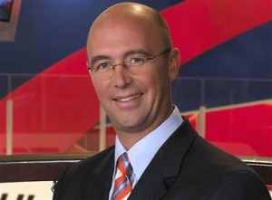 TSN/NBC hockey analyst Pierre McGuire