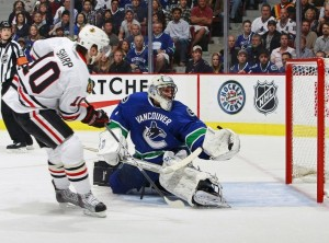 What have we learned, if anything, from Canucks' netminder Roberto Luongo?