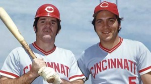 "Pete Rose, Johnny Bench were the cornerstones of the 1970s ""Big Red Machine"""