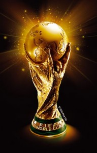 The FIFA World Cup Trophy was first awarded in 1974