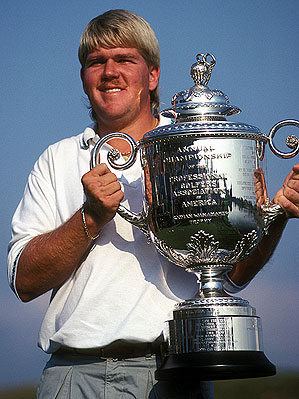 25 year old John Daly