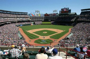 Rangers Ballpark at Arlington