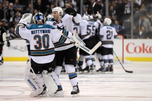 Sharks' overtime win