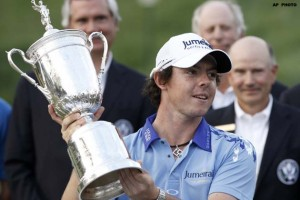 Rory McIlroy wins 2011 United States Open Championship
