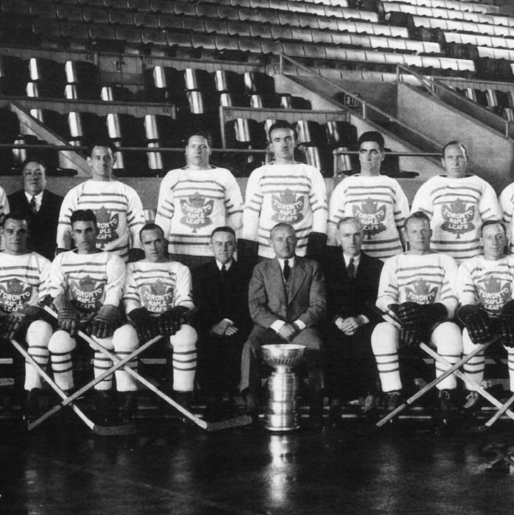 1932 Stanley Cup champion Toronto Maple Leafs