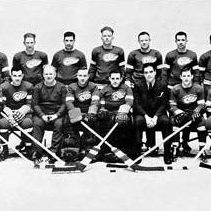 1936 Stanley Cup champion Detroit Red Wings