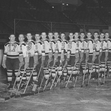 Boston Bruins won their third Stanley Cup in 1941