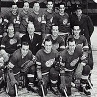 1943 Stanley Cup champion Detroit Red Wings