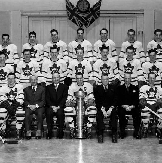 1947 Stanley Cup champion Toronto Maple Leafs
