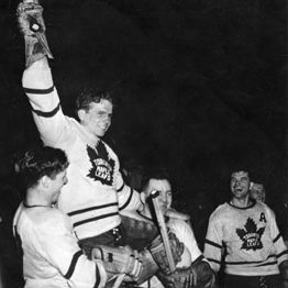 1951 Stanley Cup Champion Toronto Maple Leafs