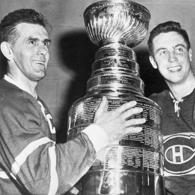 1958 Stanley Cup Champion Montral Canadiens
