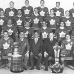 1963 Stanley Cup champion Toronto Maple Leafs