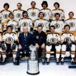 1972 Stanley Cup champion Boston Bruins