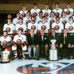 1983 Stanley Cup champion New York Islanders