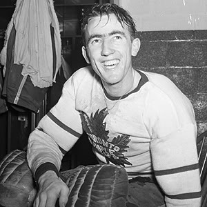 Frank McCool led the Leafs to the 1945 Stanley Cup