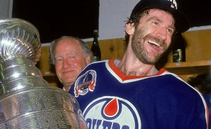 Glenn Anderson had 93-121-214 in 225 career Stanley Cup Playoff games